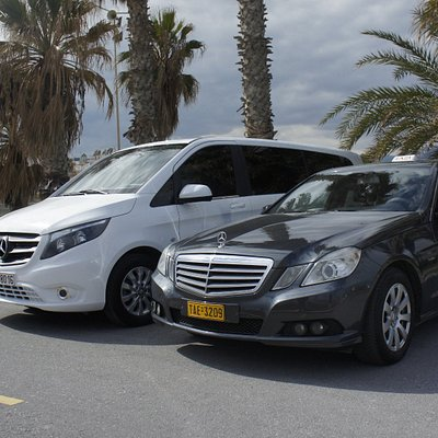 Crete Taxi Transfers // Only Mercedes Vehicles