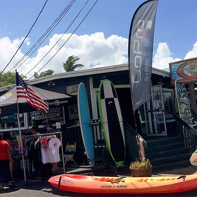 Drop in and check us out!  Maui's biggest little Surf Shop!  Aloha!