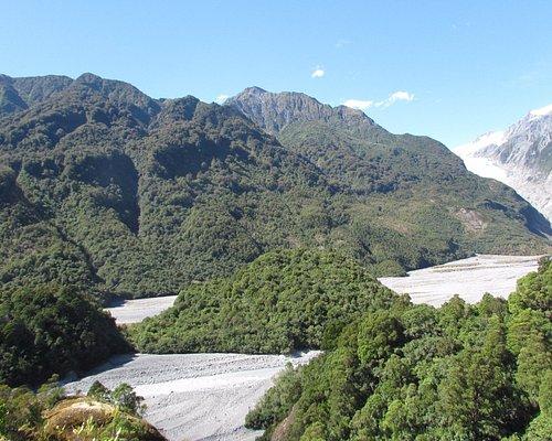Beautiful Franz Josef Glacier