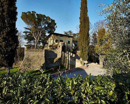 La villa rinascimentale dell'Aiola
