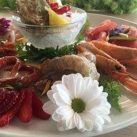 Pesce crudo - Raw fish
