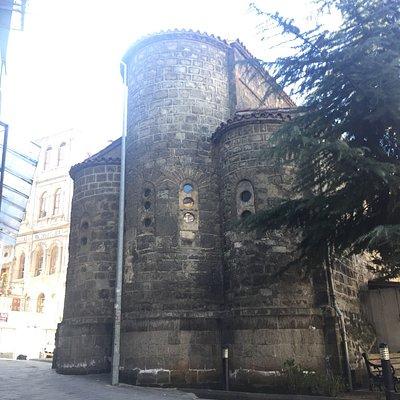 Küçük Ayvasıl Kilisesi