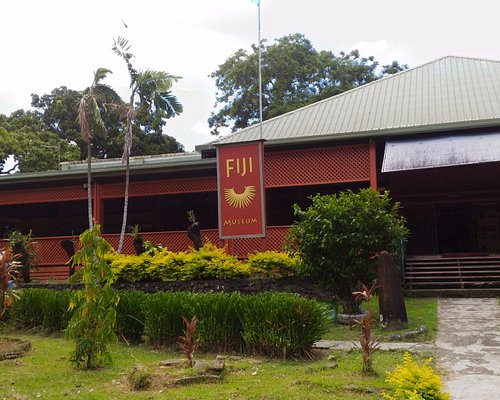 Museo de Fiji en Thurston Garden.