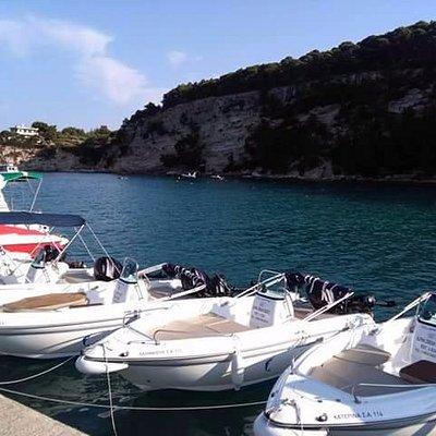 Τα σκάφη μας!!!