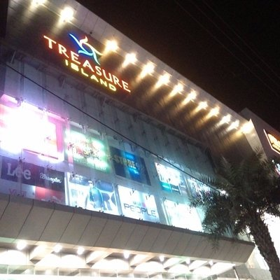Mall outside view