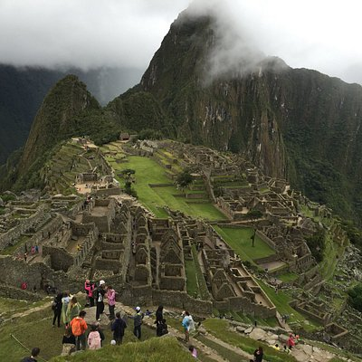 Machu Picchu, no words to describe it