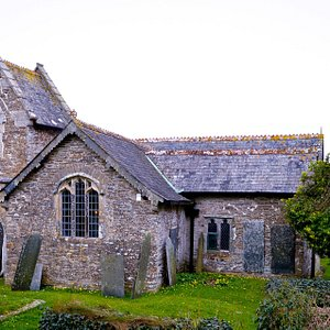 St. Michael's Church Porthilly