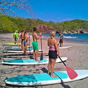 come sup with us!