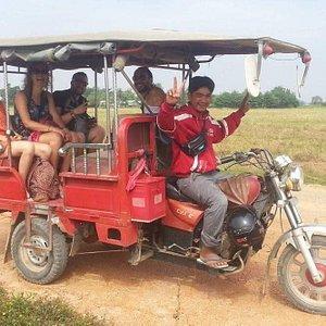 Battambang Tour, Sightseeing Tour, Adventure Tour, Things to do in Battambang Cambodia.