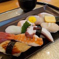 きとらの寿司