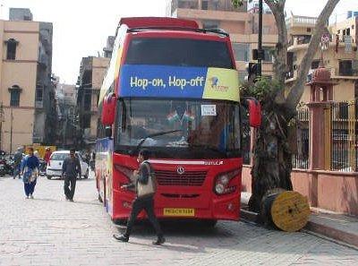 Amritsar Hop On Hop Off Service