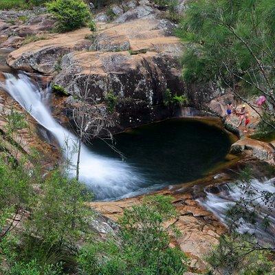 Mumbulla Falls