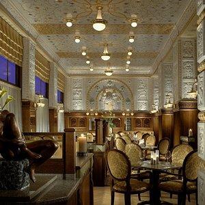 Art Deco Imperial Hotel – The famous Café Imperial