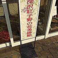 深沢紅子野の花美術館