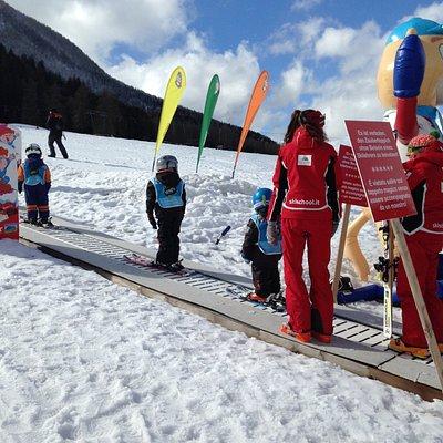 Skischule - Scuola Sci - Ski School Sextner Dolomiten
