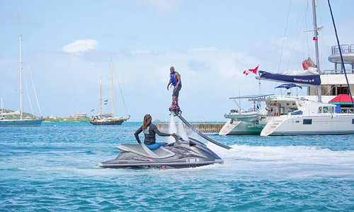 Blue Rush Watersports BVI - Flyboard