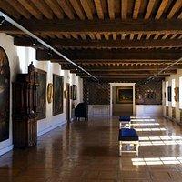 Une salle du Musée Georges Garret de Vesoul