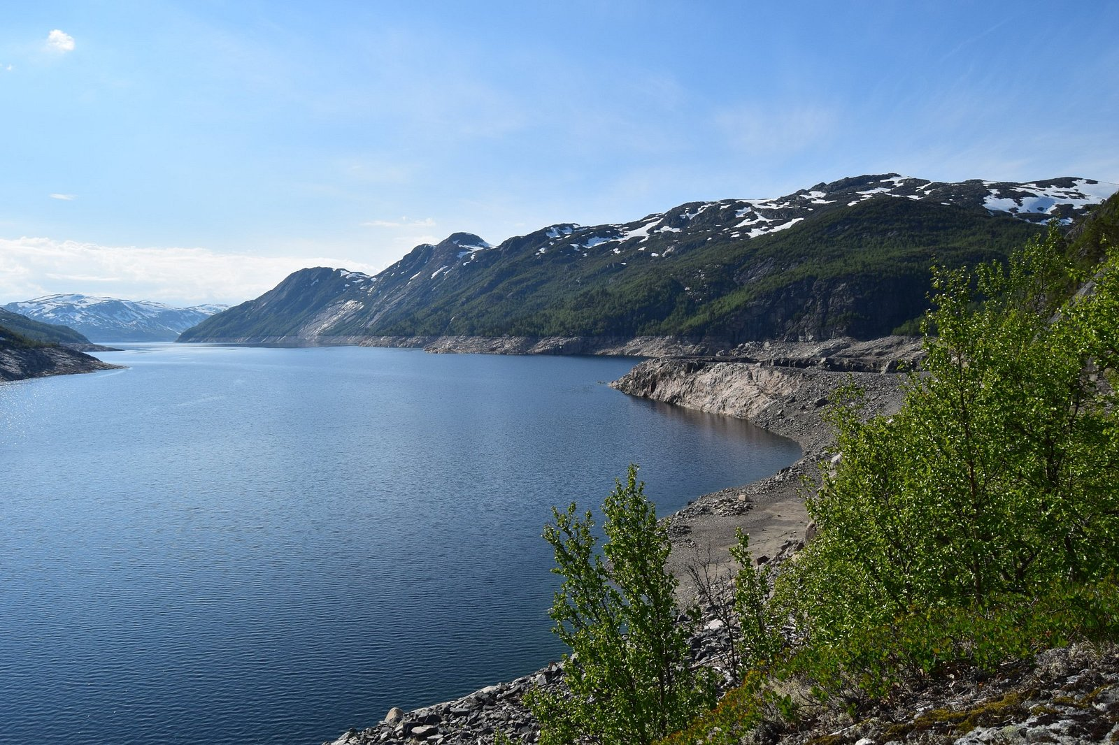 Vatnedalen Dams