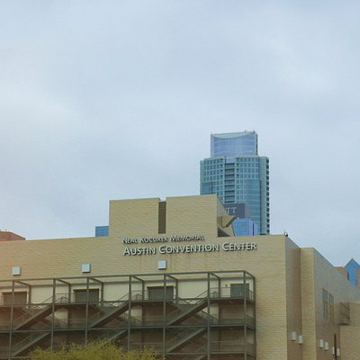 Austin Convention Center is close to 6th street and convenient to hotels.