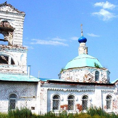 храм на реставрации
