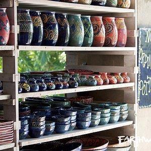 Order online: www.earthworks-pottery.com