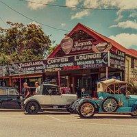 Jacaranda Cafe Herberton, North Queensland, by Michael Petersen Photography