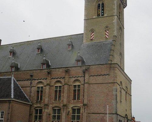 Het enige Nederlandse Belfort
