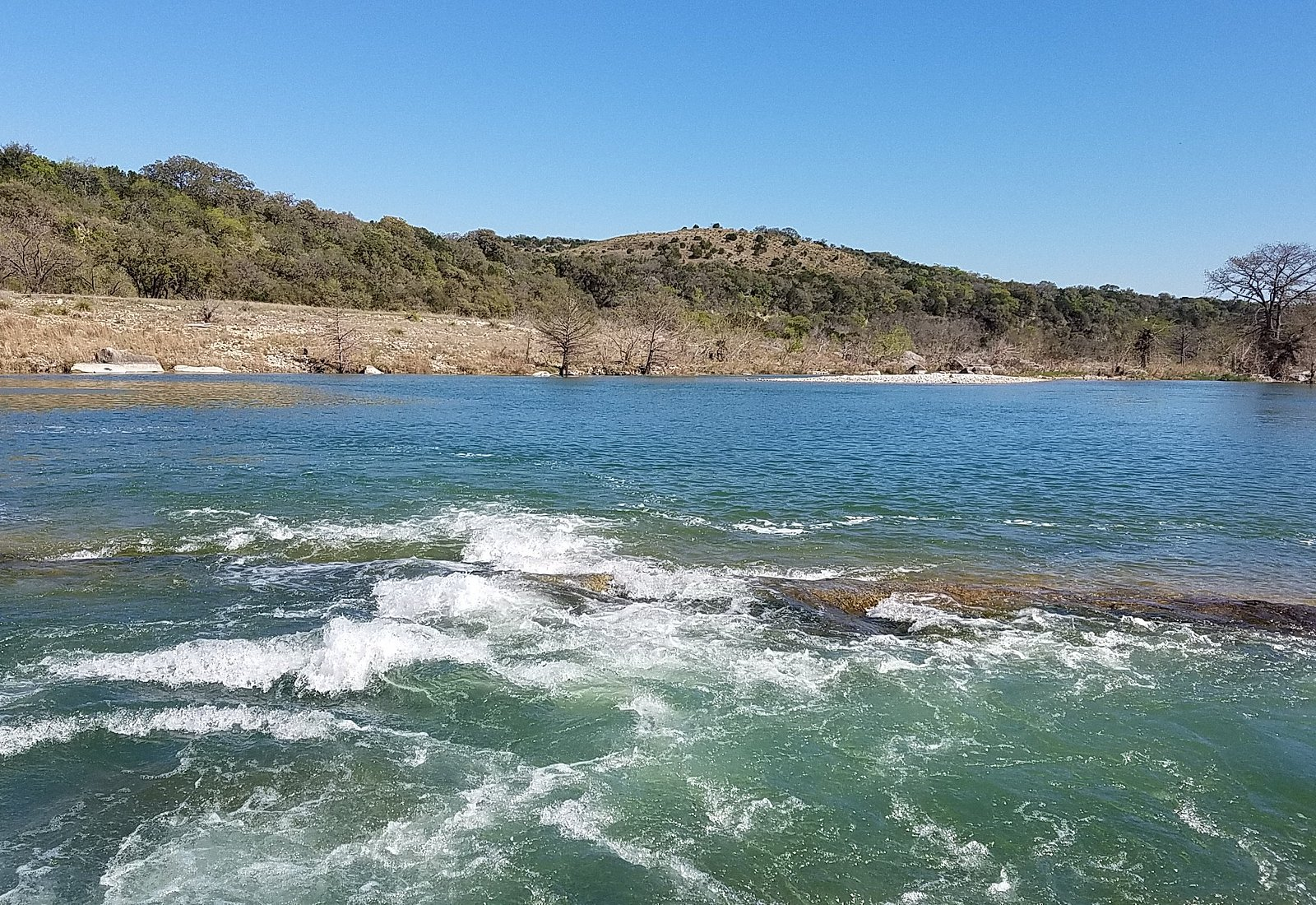 Beautiful Pedernales hill country TX