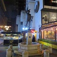 Hermes Fountain