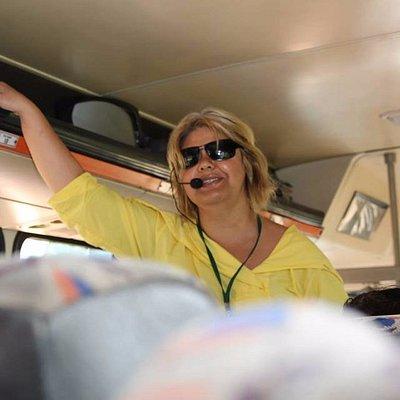 Guia de turismo de brasília Irma Ferreira