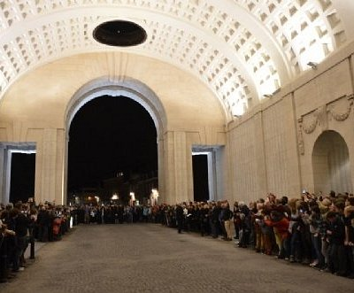 Last Post Ceremony at Menin Gate