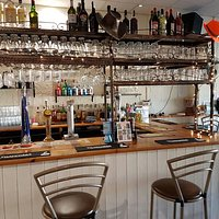Lovely friendly bar .... something going on every day and Great live entertainment every weekend
