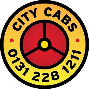 City Cabs Edinburgh logo