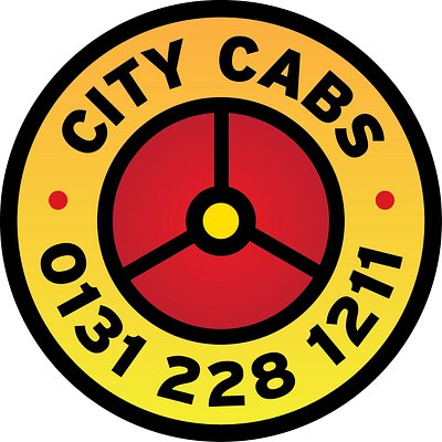 City Cabs Edinburgh logo