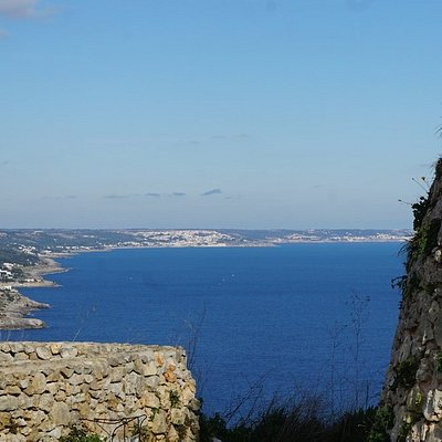 View from Torre Santa Cesarea