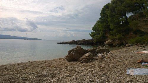 Paklina naturist beach