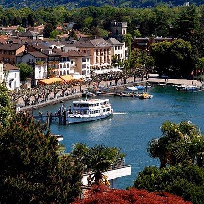 Lungolago Di Ascona