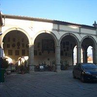 Logge del Vasari