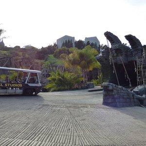 Entrada a King Kong
