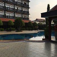 Lucky Angkor pool