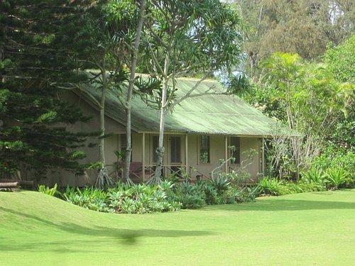 One period building at Grove Farm