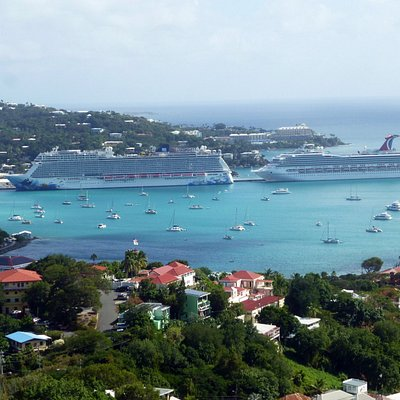 Skyline Drive - Charlotte Amalie, St. Thomas