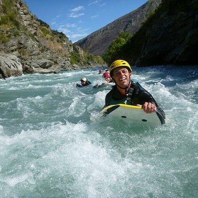 Riverboarding - Serious Fun!