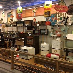昭和の電化製品たち