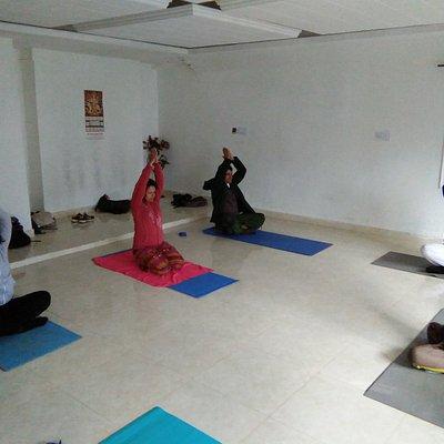 Yoga&reiki teacher