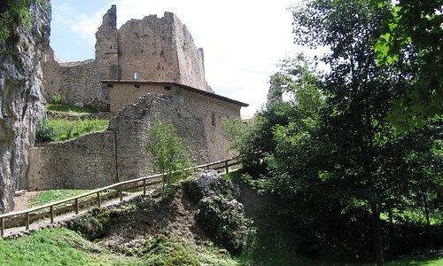 Castel Corno - Esterno