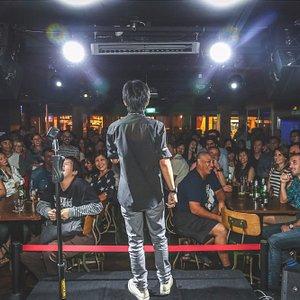 International, regional & local comedians