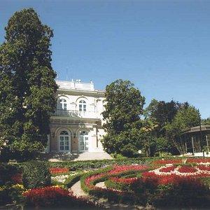 Villa Angiolina, the seat of Croatian Museum of Tourism