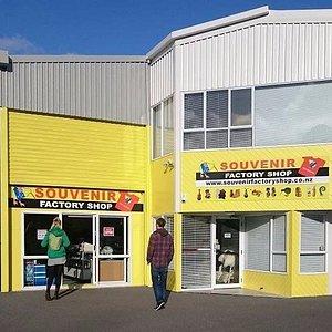 Souvenir Factory Shop