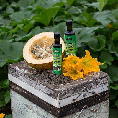 Pumpkin Seed Oils and Pumpkins
